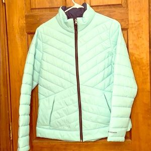 BRAND NEW M Free Country baby blue coat